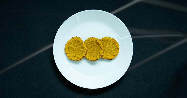 Galletas fitness de avena [Vegan Halloween Edition]