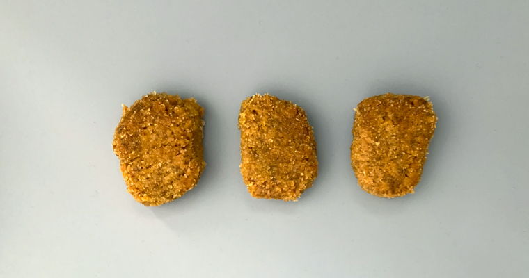 Nuggets veganos low cost